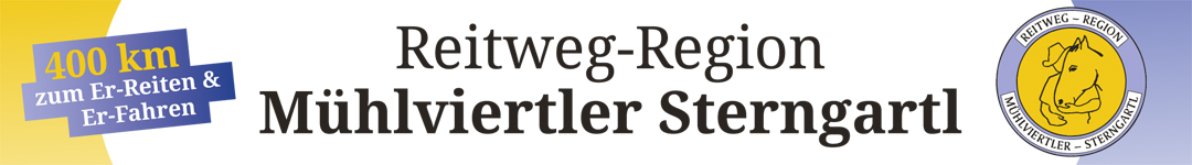 Reitwege Region Mühlviertler-Sterngartl Logo